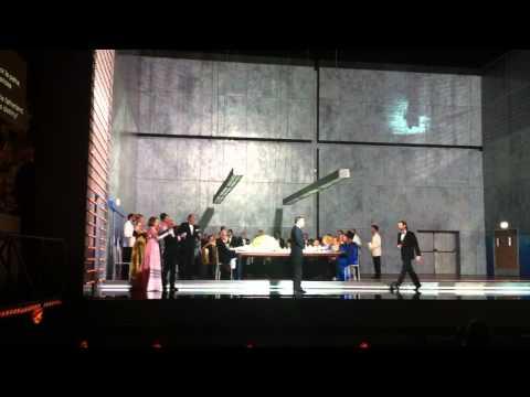 Coro Intermezzo. Opera Alceste Ensayo Pregeneral (IX)