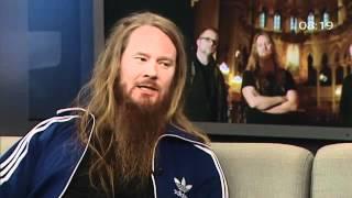 """Jouni Hynynen - Ykkösen aamu-tv   Haastattelu   """"Jos se ei kultaa myy, niin kitara myyntiin"""""""