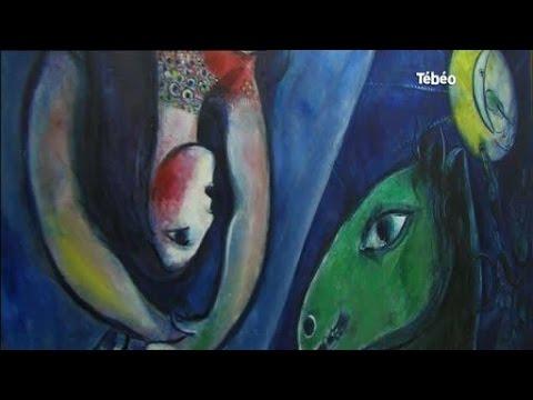 Exposition : Les œuvres de Marc Chagall à Landerneau