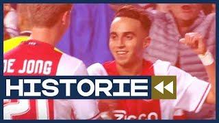 HISTORIE | De Ligt, De Jong en Nouri maken debuut