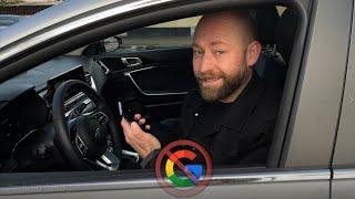 """Android Auto: Sådan forbinder du """"nemt"""" din smartphone til din bil"""