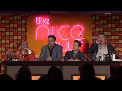 The Nice Guys Full Press Conference - Russell Crowe, Matt Bomer, Shane Black, Joel Silver