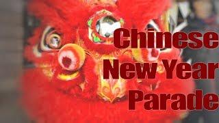 Chinese New Year Parade - Chinatown Chicago 2014