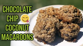 Coconut Macaroon Recipe | Simple & Healthy | Live Lean Cookbook #lltv