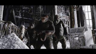 Война планеты обезьян / War for the Planet of the Apes (2017) Трейлер HD