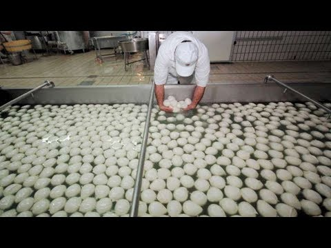 Amazing BREAD Processing - How It's Made Inside Factory