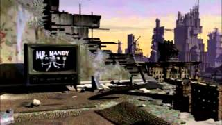История серии Fallout 1 часть