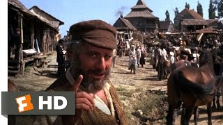 Fiddler on the Roof (2/10) Movie CLIP - Welcome to Anatevka (1971) HD