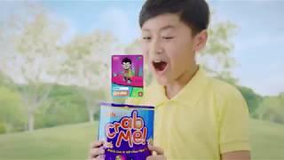 Oishi Crab Me! - Săn thẻ Go! Rinh quà ngầu thumbnail