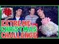 EXTREME CHRISTMAS CHALLENGE w/ THE DOLAN TWINS