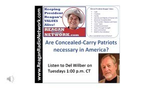Del's Concealed-Carry Show -- Peace Through Strength