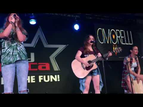 """Cimorelli - """"A Lot Like Love"""" live in New Jersey (05/22/2016)"""
