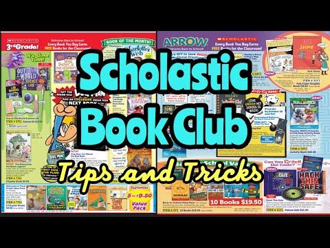 Scholastic Book Club Tips