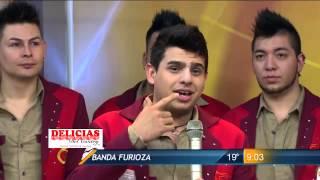 Las Noticias - Entrevista en Las Noticias con La Banda Furioza