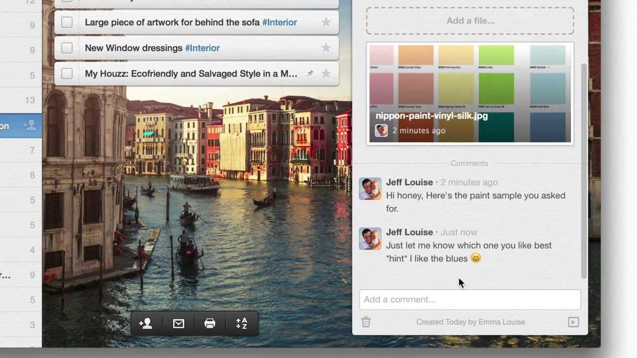 Getting Started with Wunderlist Pro — Comments