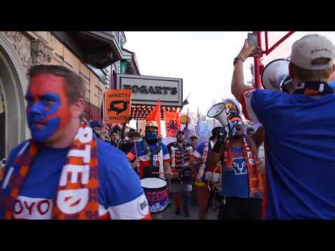 FC Cincinnati vs. Chicago Fire Highlights - credit Jeremy Miller