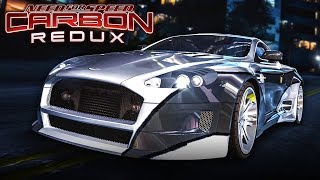 NFS Carbon REDUX | Wolf Boss Race and Canyon Duel [1440p60]