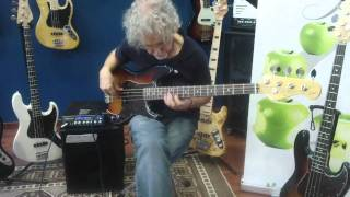 www.melacantomelasuono.it FujiGen FGN Precision Bass