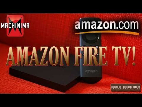 Amazon Fire TV Set Top Box Gaming Console News Review $99