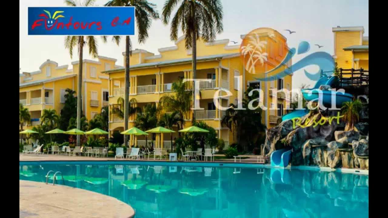 Telamar resort youtube for Villas telamar