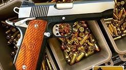 Metro Arms 1911 Bobcut 45 ACP Review