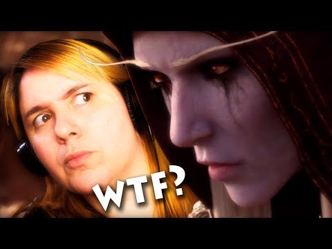 World of Warcraft Patch 8.2.5 Cinematic Reactions Tigry