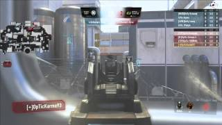 OpTic Gaming vs Team EnVy - Game 2 (MLG Pro League - June 29th 2015)