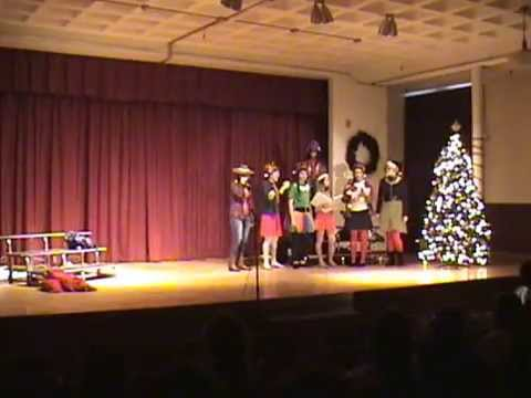 Christmas Catastrophe: Theatre Workshop Christmas Play 2014