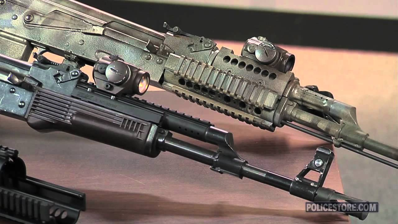 Policestore - Modernizing the AK : Part 1 of 2 - YouTube