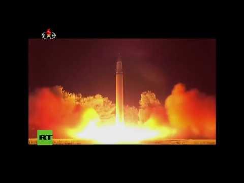 Así lanzó Corea del Norte su último misil balístico intercontinental