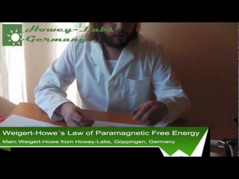 REAL Perpetual Motion Free Energy Machine Part 1 ★ (ParaMagnetic Motor Overunity Generator) ★★