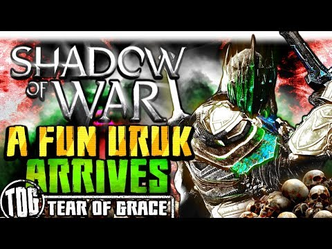 A GENUINELY FUN URUK FINALLY APPEARS | Middle Earth: Shadow of War - SHADOW WARS