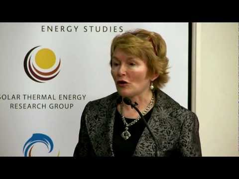 Southern African Solar Energy Conference: Helen Zille