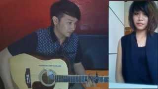 (Duet Indiahe) Khushiyan Aur Gham - Nathan Fingerstyle & Dhea Puse Shakwa