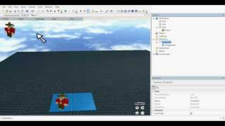 How to make a simple gui on roblox.avi