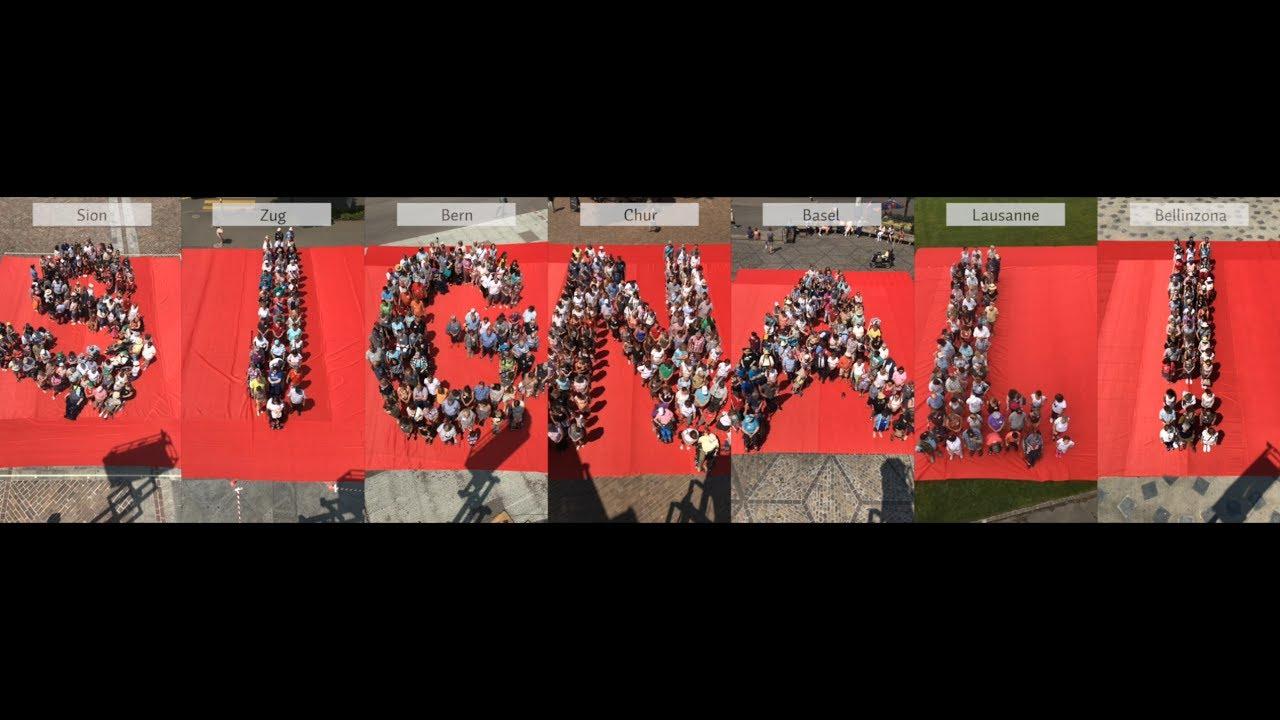Giornata Mondiale della SM: Trasmettiamo un segnale