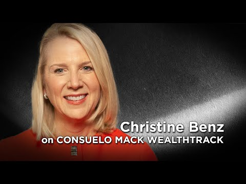 Morningstar's Personal Finance Guru, Christine Benz With an Annual Financial Wellness Checkup