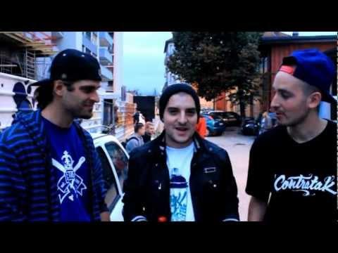 L'Europe du Hip Hop 2012 - Adventures of streetROYAL crew in Grenoble