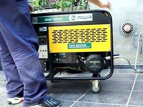 Generador a gas 10 kva nu ez youtube - Generador a gas ...
