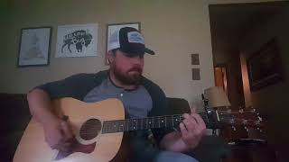 Drowns the Whiskey - Jason Aldean (cover)