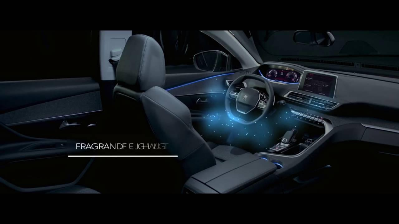 nya peugeot 3008 suv i cockpit amplify youtube. Black Bedroom Furniture Sets. Home Design Ideas