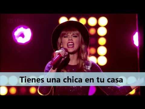 Girl at home - Taylor Swift (Subtitulado al espaañol)
