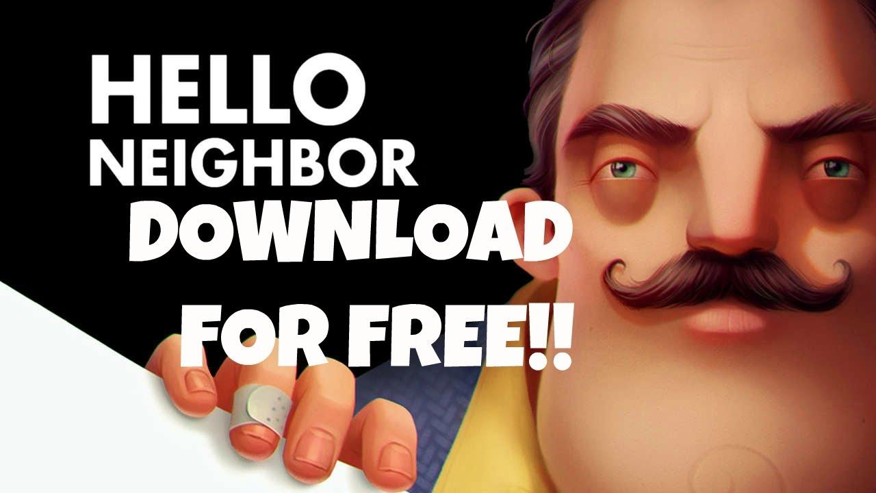 Cara Download Game Hello Neighbor Gratis Youtube