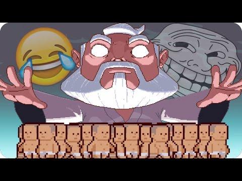 ¡EL ATAQUE DE LOS CLONES DESNUDOS! | The SandBox Evolution