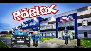 [ROBLOX EN] ON CONSTRUIT THE POLICE HOTEL !!!