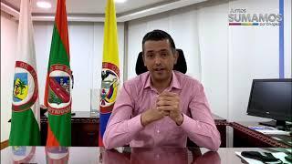 LFRM - Mensaje del Alcalde de Envigado Braulio Espinosa Márquez