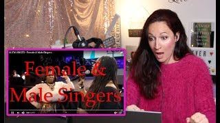 Baixar Vocal Coach REACTS to ALIEN VOICES- FEMALE & MALE SINGERS!