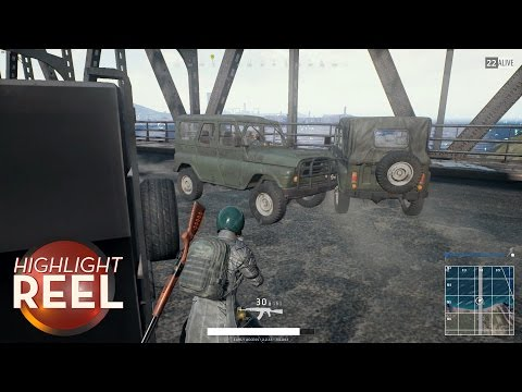 Highlight Reel #301 - In Battlegrounds, The Troll Might Be ON The Bridge