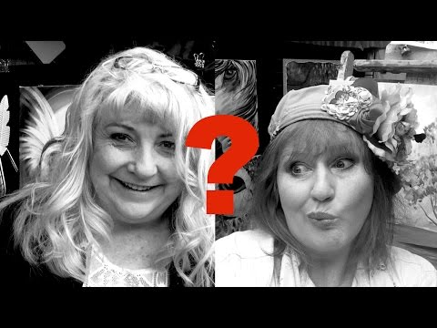 The Art Sherpa And Ginger Cook How to Sell and Go Pro Paintings and Art