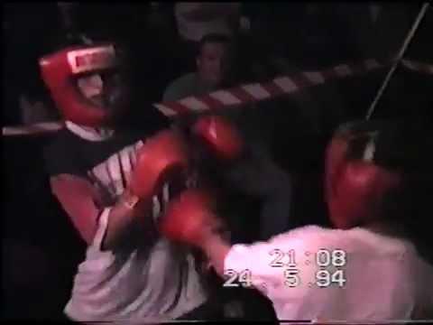 Illegal Pub Boxing 1994 - Maryport